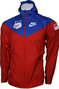 Nike USATF Men's 1980 Windbreaker Jacket