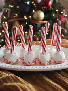Holiday Treat Ideas - Festive Holiday Food  Great idea! Merry Christmas and Merry Pinning!! www.SoHighOnHeels.com, www.Facebook.com/SoHighOnHeels, www.pinterest.com/AdoraBullBully