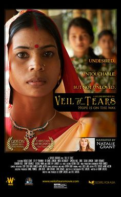 """Veil of Tears"" screening kit for churches and small groups"