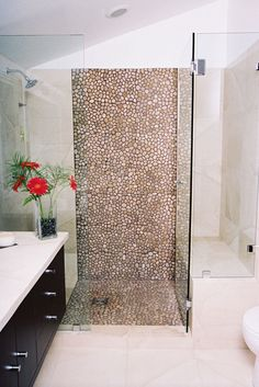 Asian Tan pebble mosaic 30 x 30 cm tiles only £ 28.99 per m2 ,the cheapest in the whole of the UK . Stone pebble mosaics , suitable for use in bathrooms, showers , wet rooms swimming pools and all residential and commercial projects.