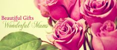 Beautiful gift hampers for Mothers Day.