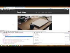 Basic PSD to WordPress Tutorial - http://www.xb-build.com/basic-psd-to-wordpress-tutorial/