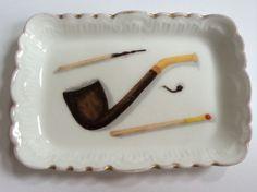 SOLD | Antique Limoges France Dish (A. Klingenberg & Charles Dwenger) | 1900-1910| by ShopTheHyphenate