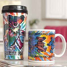 Grateful Dead Mug Set!