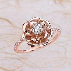 10k Ou 14k Two Tone Gold Freshwater Cultured Pearl White CZ fantaisie femme bague