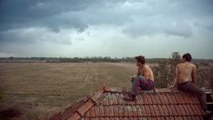 """LAND OF STORMS is a gay love triangle """"Brokebackish"""", stunning Hungarian film that is screening as part of the Windows On Europe Film Festival on in Sydney this week and Canberra next week at Dendy. This is one of the most powerful films of 2014 that will make my top 10. Review is up on Salty now. http://saltypopcorn.com.au/reviews/land-of-storms/"""