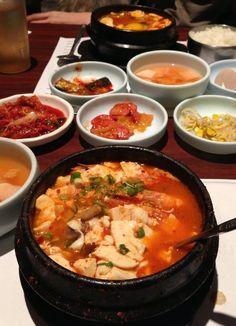 Korean cuisine, Korean food