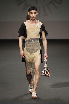 Look 07 at Vivienne Westwood #SS16 MAN