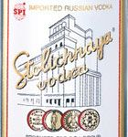 Stolichnaya 80 Vodka (1L) Stolichnaya® Premium Vodka is a classically-styled, exceptionally smooth vodka. Crystal clear in color with marshmallow, mineral and mild fruit peel aromas. A soft, supple entry leads to a smooth, medium bodied palate with pastry frosting, talc and citrus rind flavors. Finishes with a clean, lightly sweet, sugar dust, wet straw and balanced pepper fade.