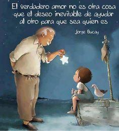 El verdadero amor... #Frases #Citas