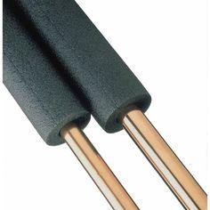 pi manchons d'isolation pour tuyauterie en polyéthylène épaisseur 9 mm diamètre 15 mm en 1 m. - NMC - NMC chez Mr.Bricolage