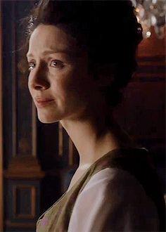 Claire Fraser Outlander Season 2 Teaser Trailer
