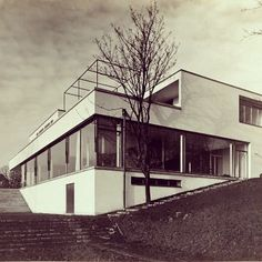 Villa #Tugendhat – 1930/1931 - Designed by #Mies van der #Rohe