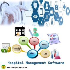 #Hospital #Management #Software  Advanced Hospital Management System is a complete package one needs for a hospital to deal with all the day to day operations taking place.   http://omega-sys.com/system-software-in-mumbai.html