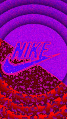 Glitch Wallpaper, Nike Wallpaper, Apple Watch Nike, Brain, Neon Signs, Wallpapers, Wall Papers, The Brain, Wallpaper