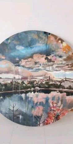 Video by Nina Albrecht Cool Wall Art, Nature Posters, Kids Poster, Creative Home, All Design, Videos, Painting, Home Decor, Decoration Home