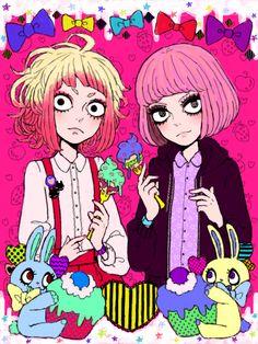 kawaii and cute