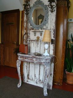 DIY Furniture Plans & Tutorials : Its a Hall Tree honey