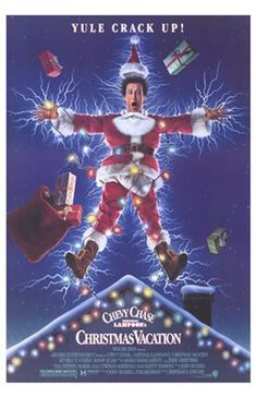Christmas Vacation ... Yule crack up, a hilarious comedy classic!