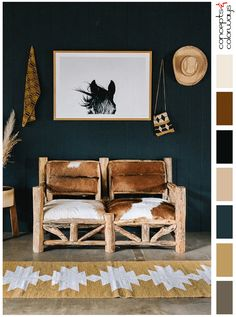 travel Pampa horses & rugs at Kimberly Amos home in Byron Bay. Photographed by Victoria Aguirre travel Pampa horses & rugs at Kimberly Amos home in Byron Bay. Photographed by Victoria Aguirre Moderne Lofts, Murs Turquoise, Rustic Home Interiors, Southwestern Decorating, Boho Home, Teal Walls, Home And Deco, My New Room, Home Design