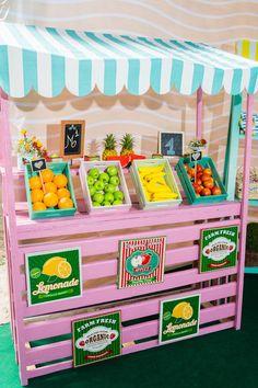 Encontrando Ideias: Festa Frutas!!