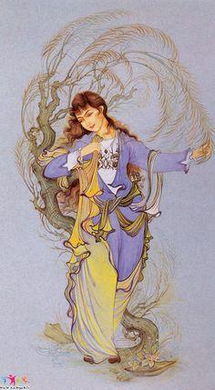 تصاویر هنرمندانه نقاشی مینیاتور ایرانی | WwW.KamYab.Ir