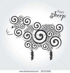 Sheep 写真素材・ベクター・画像・イラスト   Shutterstock