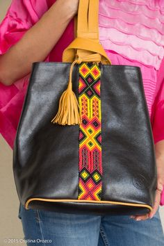 Back Pack de Piel.   Consulta disponibilidad en cristinaorozco.mx