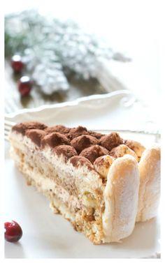 Dulce de Leche Tiramisu Cake | Delights of Culinaria ᘡղbᘠ