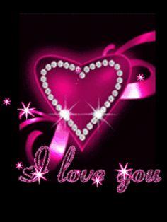amor con movimientos y tiernas -con brillos-animales-lindas-romanticas