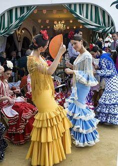 Feria de Abril, Sevilla Spain