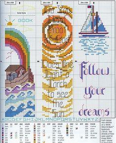 Cross Stitch Books, Just Cross Stitch, Cross Stitch Bookmarks, Cross Stitching, Cross Stitch Embroidery, Embroidery Patterns, Diy Bookmarks, Crochet Bookmarks, Cross Stitch Designs