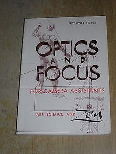 #Optics & focus for camera assistants #fritz lynn hershey (paperback, #1996),  View more on the LINK: http://www.zeppy.io/product/gb/2/172368386712/