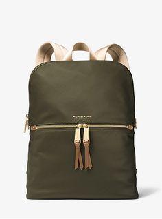 bfad8a1feab3 MICHAEL Michael Kors Polly Medium Nylon Backpack