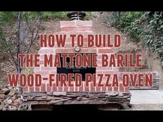 The Mattone Barile Grande is the world's most popular outdoor pizza oven, and just one of the DIY brick oven options available to you if you are planning to build your own backyard or home pizza oven.  We provide easy DIY kits and plans, so that you can build a wood fired or wood burning pizza oven without any masonry skills required!