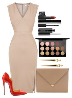 Untitled #1451 by fabianarveloc on Polyvore featuring polyvore Oasis Alexander Wang Paige Novick MAC Cosmetics Chanel NARS Cosmetics Christian Louboutin fashion style clothing