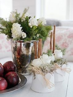 Design Styles, Decorating Ideas | 32 Original Winter Table Decor Ideas