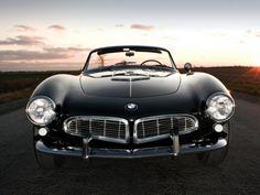 Vintage wonderful. (1957 BMW 507)