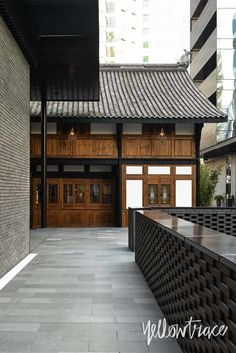 #YellowtraceTravels // The Temple House Chengdu, China.