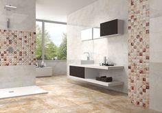 Thule 31,6x60 Red body #tiles