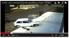 """Foi """"Um Milagre""""  estão bem, apesar do acidente impressionante em que se envolveram    Veja o Video        DEIXE O SEU COMENTÁRIO"""