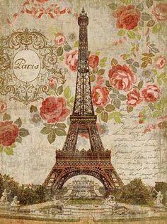 Dreaming of Paris Wall Decor