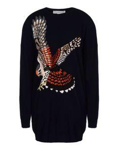 Sweater-knitwear-dress Stella