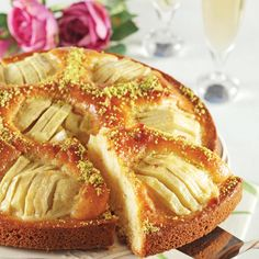 Kolay Elmalı Kek