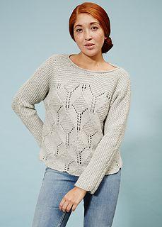 Rhombille by Amy Gwatkin | Pompom Quarterly, sweater, sweater pattern, knitting pattern, knitting, knitters, wool, yarn, knitwear, fashion