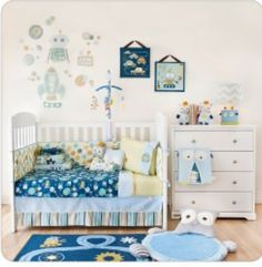 1000 images about baby room ideas on pinterest robot for Robot room decor