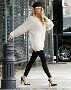 How to Chic: BLAKE LIVELY STREET STYLE