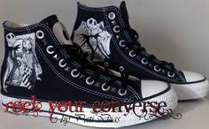 walking dead converse | Converse All Star Customizado - Rock Your Converse!: Quando um projeto ...