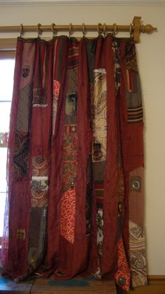 Makes Me Happy Monday : Bohemian Curtains | may i ask you a question?
