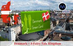 #Denmark - A Fairy Tale #Kingdom. Read more...  https://www.morevisas.com/australia-immigration/denmark-a-fairy-tale-kingdom/